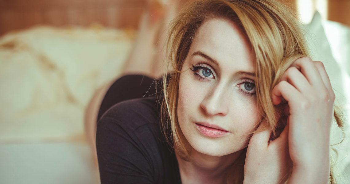 Portrait und Dessous Stefanie4