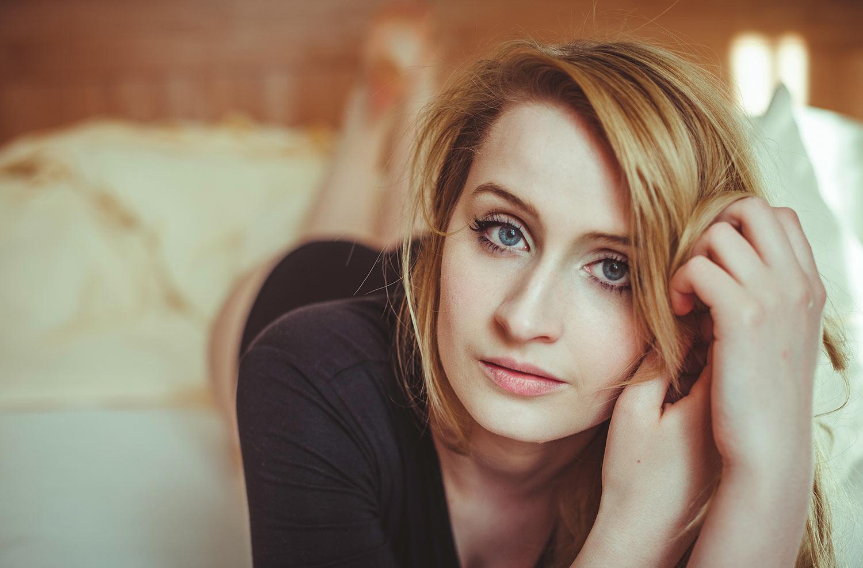 Portraits und Dessous mit Stefanie