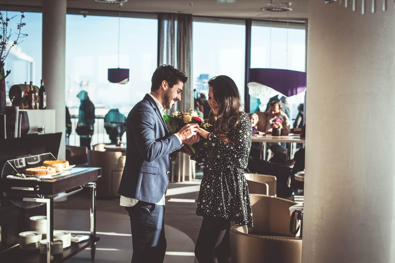 Warum man einen Fotografen für seine Verlobung engagieren sollte