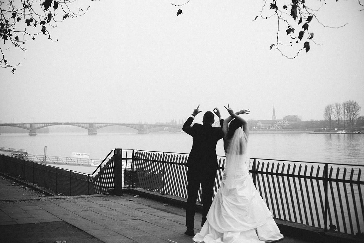 Hochzeit in Mainz