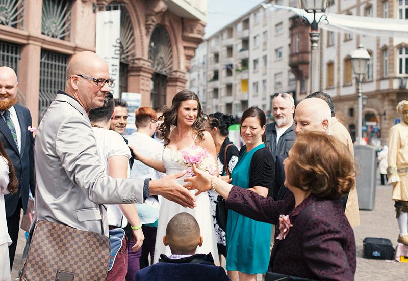 Hochzeit in Frankfurt am Main
